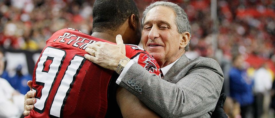 Atlanta Falcons Owner: I'm Cancer Free (Getty Images)