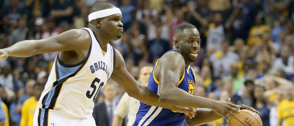 Golden State Warriors v Memphis Grizzlies - Game Three