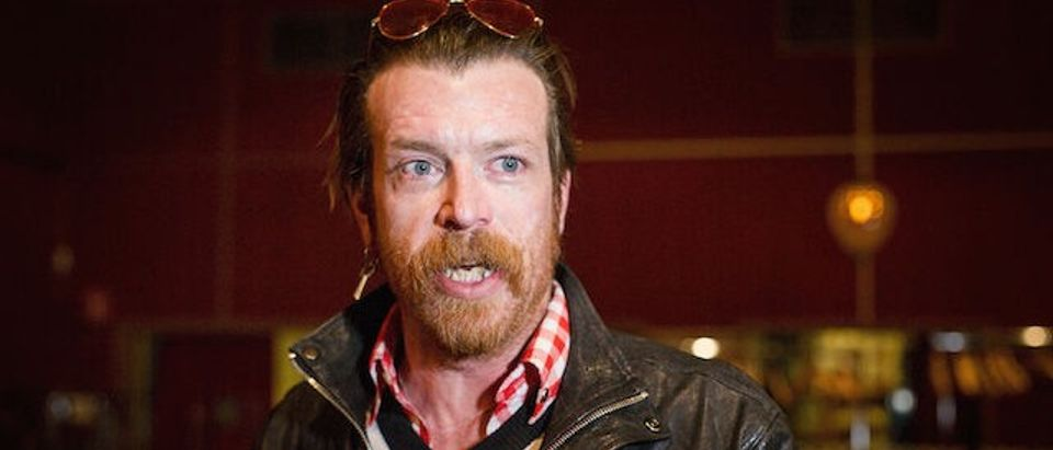 Jesse Hughes says Paris attack was an inside job