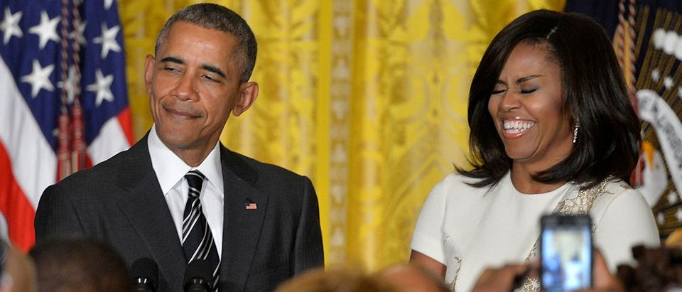 Barack, Michelle To Give Keynote Speeches At SXSW Festival (Getty Images)