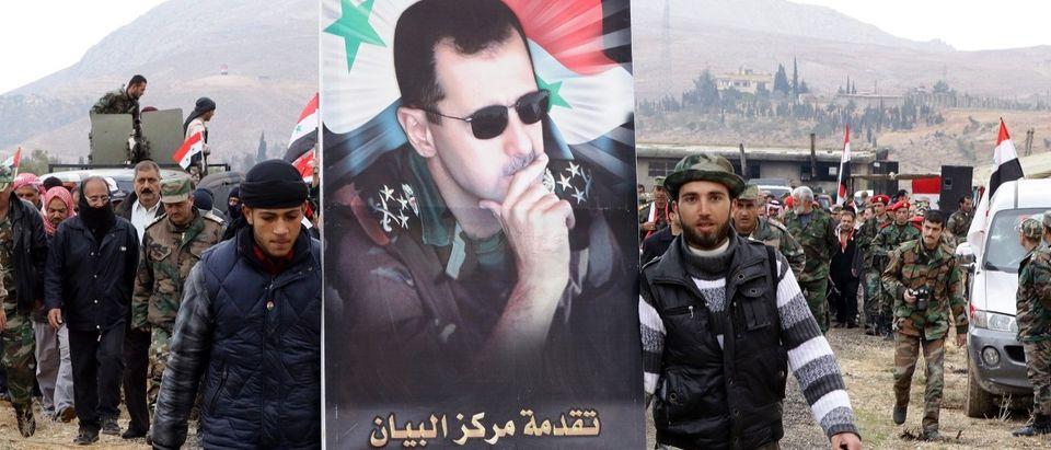Syrian Volunteers