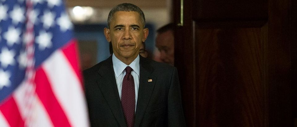 Obama Readies Attacks Against Trump For General Election Offensive (Getty Images)