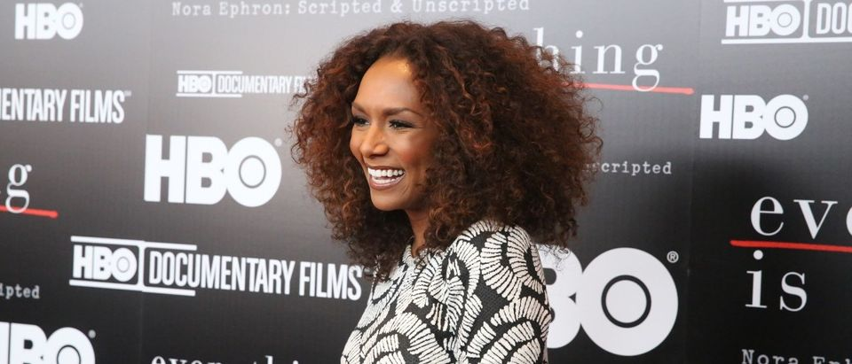 """NEW YORK, NY - MARCH 14: Janet Mock attends the New York Special Screening of """"Everything Is Copy Nora Ephron: Scripted & Unscripted"""" at The Museum of Modern Art on March 14, 2016 in New York City. (Photo by Rob Kim/Getty Images)"""