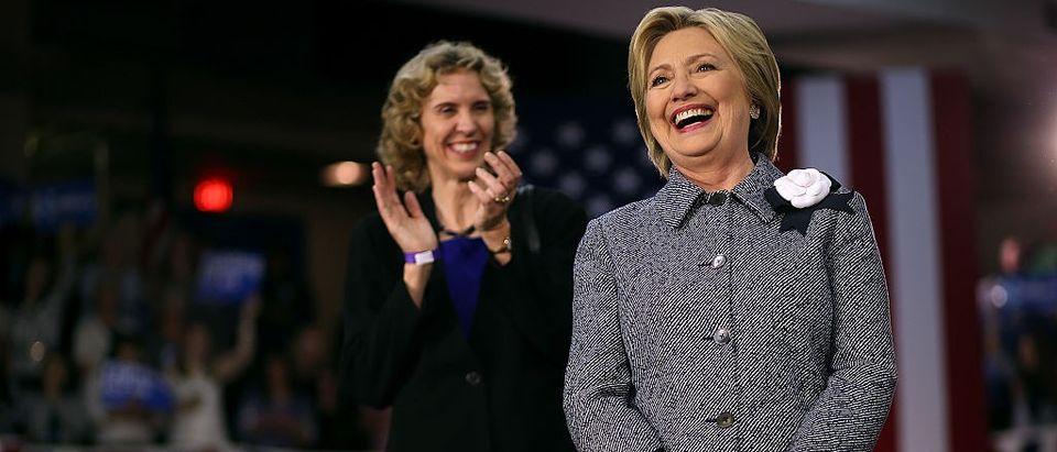 Clinton Takes Ohio Primary (Getty Images)