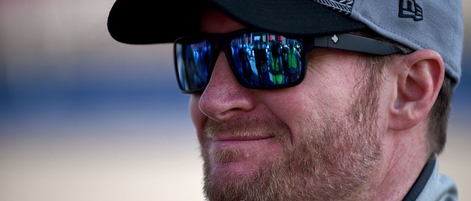Dale Earnhardt Jr. Announces He Will Donate Brain To Concussion Research (Getty Images)