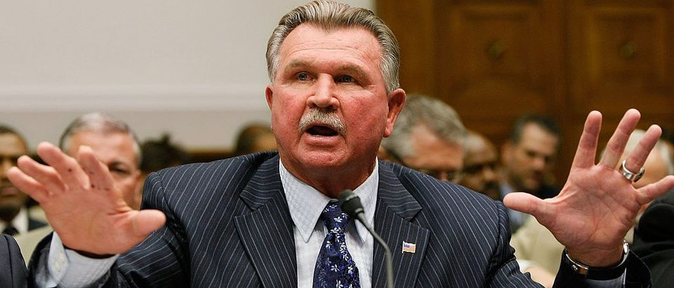 ESPN Cans Mike Ditka One Week After Pro-Trump Interview (Getty Images)