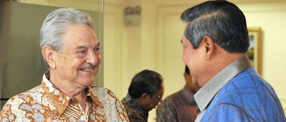 Indonesian President Susilo Bambang Yudh