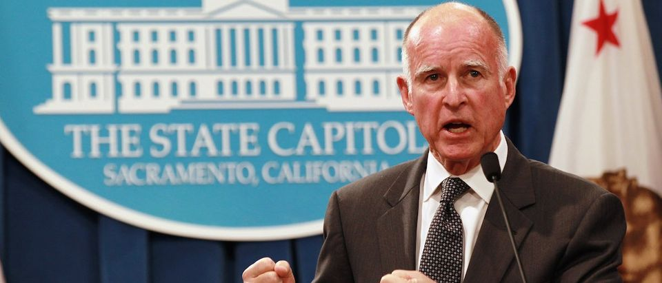 Jerry Brown Introduces January California Budget