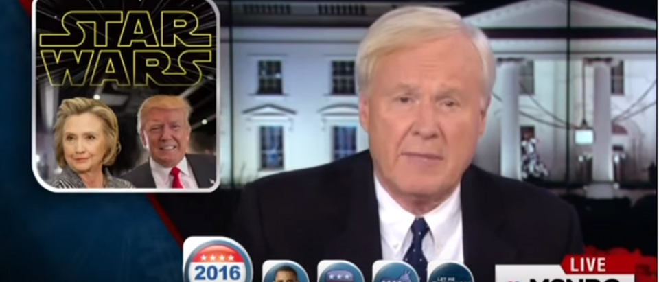 Chris Matthews Star Wars