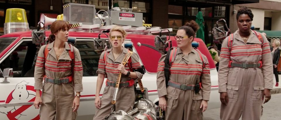 First Trailer For The All-Female 'Ghostbusters' Reboot Is Definitely ... Something (YouTube)