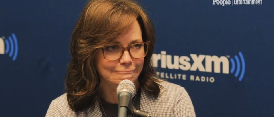 Sally Field says Donald Trump is overrated