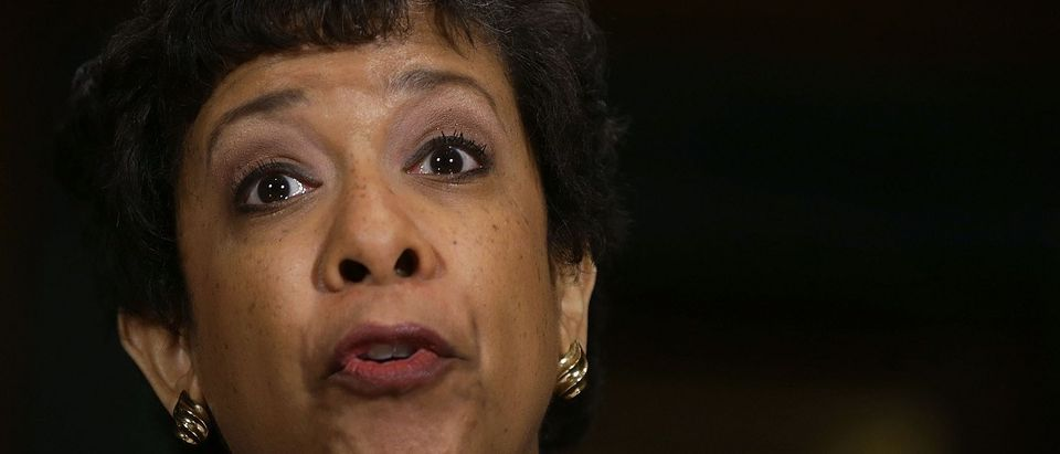 Attorney General Loretta Lynch Testifies On Justice Department Oversight