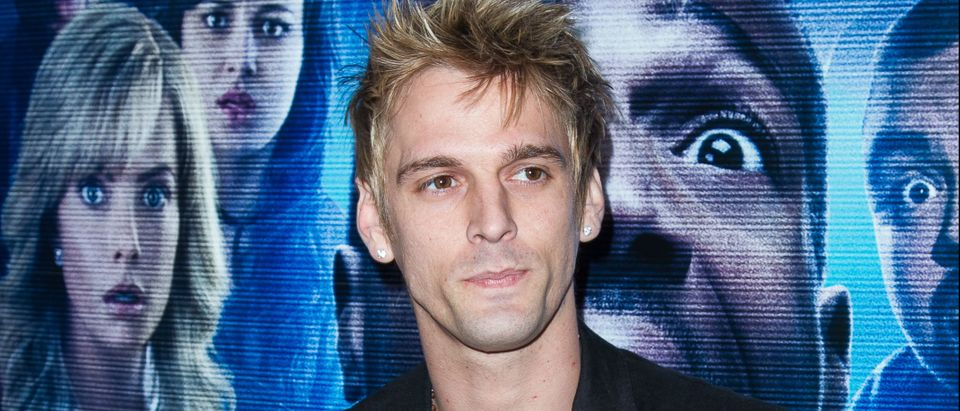 Aaron Carter withdraws support of Donald Trump
