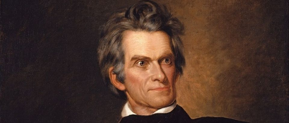 John C. Calhoun [George Peter Alexander Healy/Public domain painting]