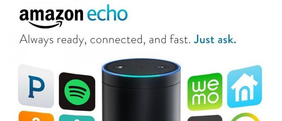 The Amazon Echo is actually on sale for Prime Day (Photo via Amazon)