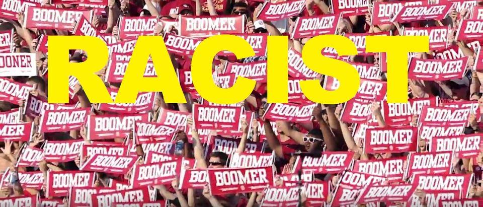 Boomer Sooner YouTube screenshot/ESPNCreativeWorks