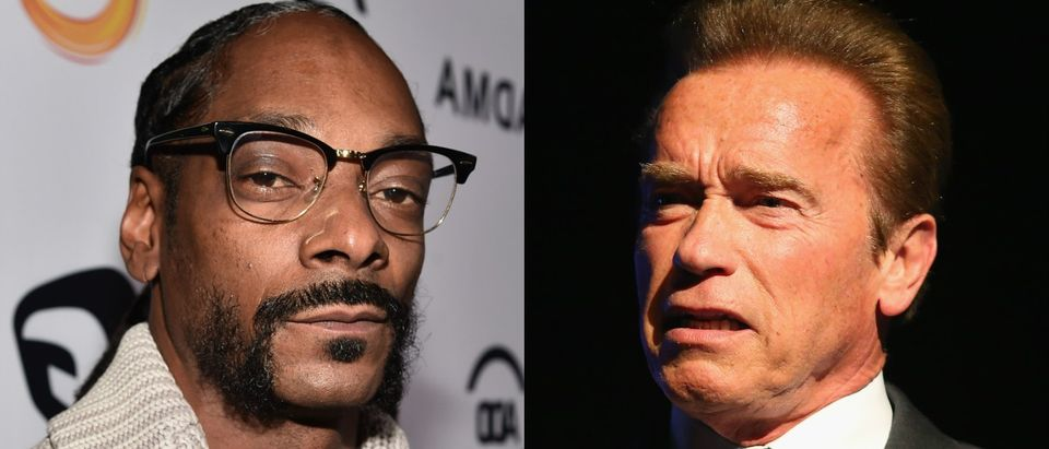 Snoop Dogg goes on rant about Arnold Schwarzenegger