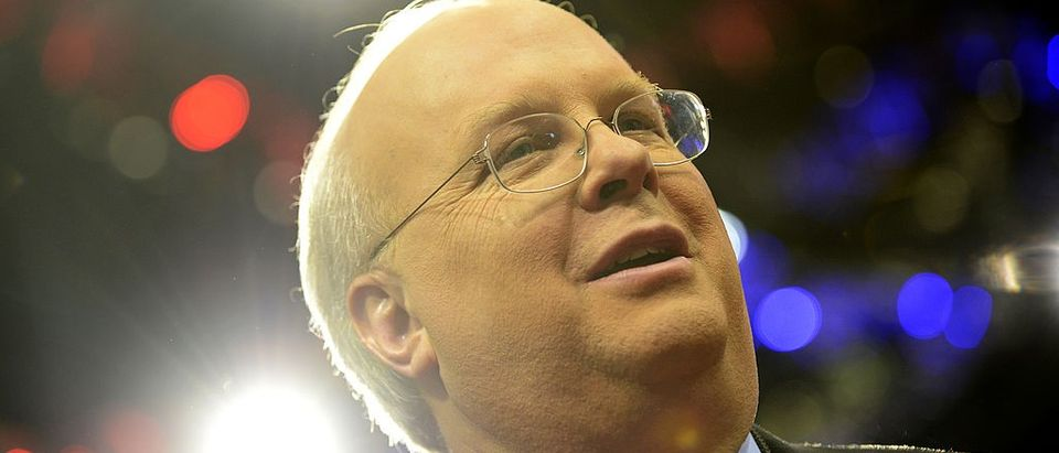 Karl Rove: If Trump Wins Wisconsin, 'It's Over' (Getty Images)