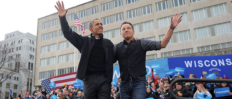 Petition: Springsteen's 'Deeply Held Beliefs' Grant Him A 'Right To Refuse Service' (Getty Images)