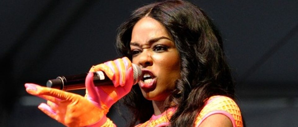 Azealia Banks endorses Donald Trump