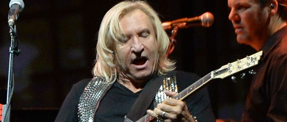 Joe Walsh cancels concert after learning it's for Republicans