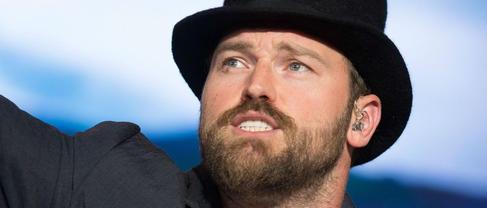 Zac Brown performs at PNC Bank Arts Center on July 10, 2014 in Holmdel, New Jersey