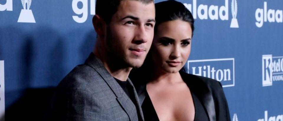 Demi Lovato and Nick Jonas cancel concert in North Carolina