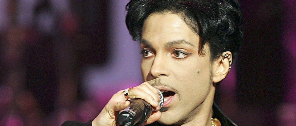 Prince dies