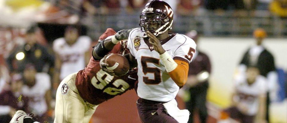 NCAA Football - ACC Championship - Florida State vs Virginia Tech - December 3, 2005