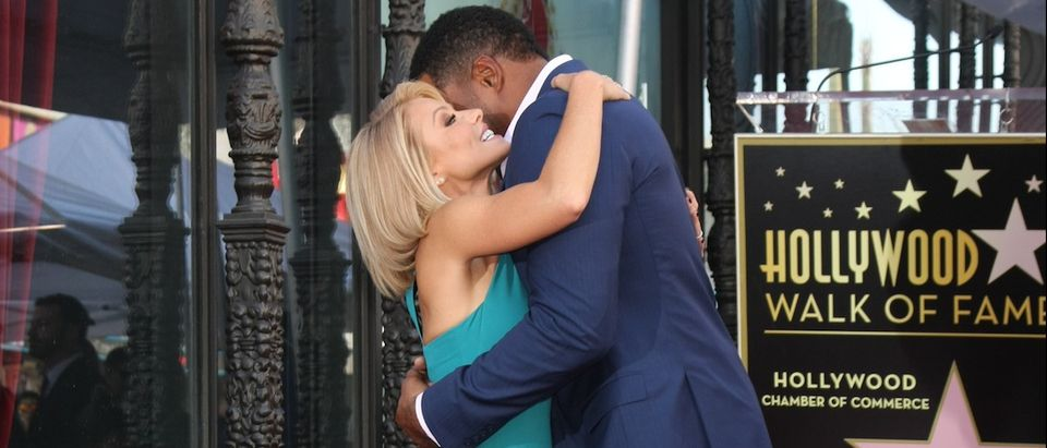 Kelly Ripa and Michael Strahan Shutterstock