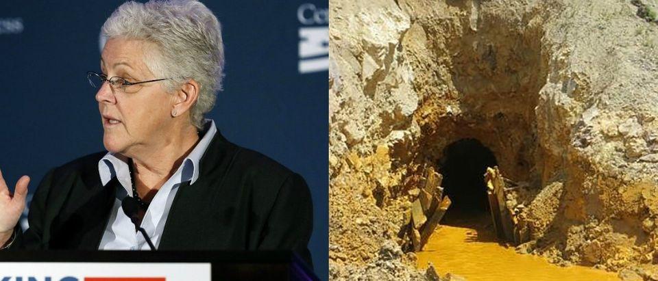 EPA Administrator Gina McCarthy and Gold King Mine