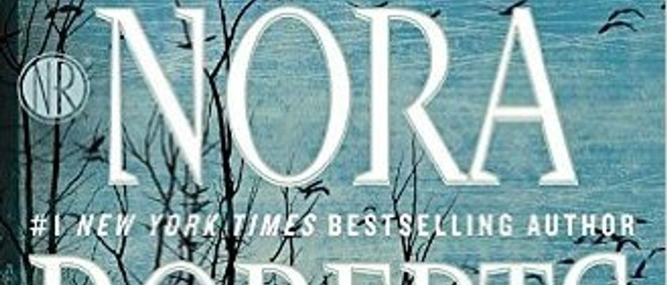 Nora Roberts 'The Obsession' came out this week (Photo via Amazon)