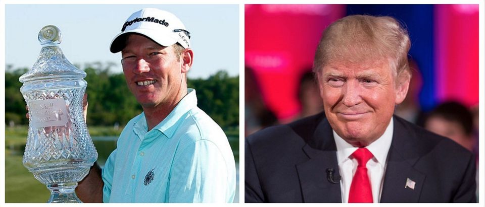 PGA Golfer Credits Trump With Helping Him Earn His First Win On Tour (Getty Images)