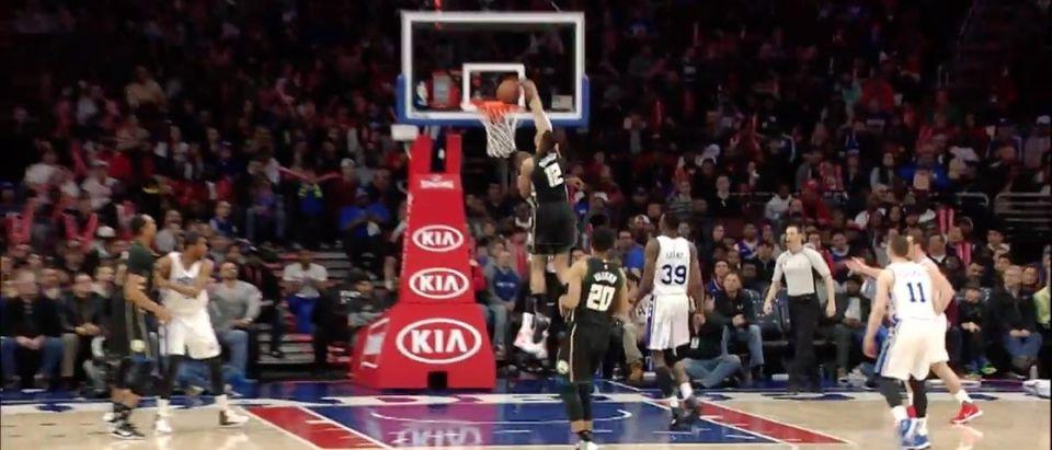 Jabari Parker (Credit: Screenshot/Youtube NBA)
