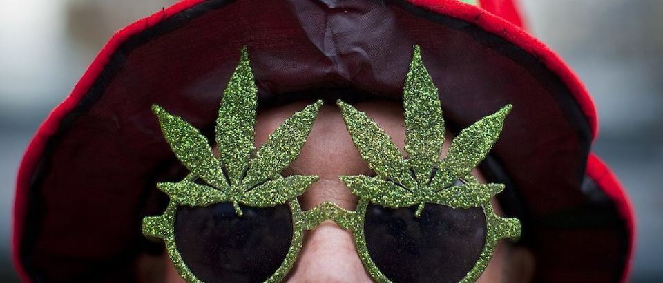 Celebrities Have High Time On 4/20 photo:REUTERS/Ben Nelms