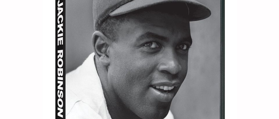 A new documentary digs deeper into Jackie Robinson (Photo via Amazon)