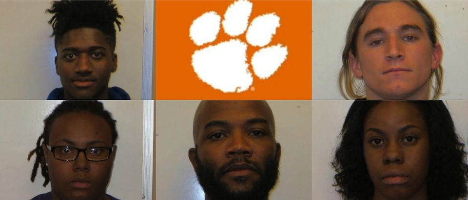 Clemson Swiftly Ends Students' 'Occupation' With Arrests