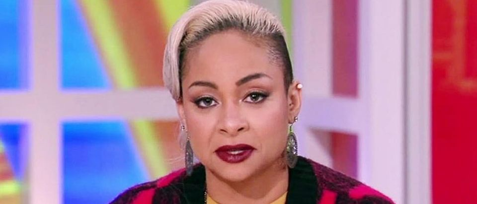 Raven Symone leaving The View?