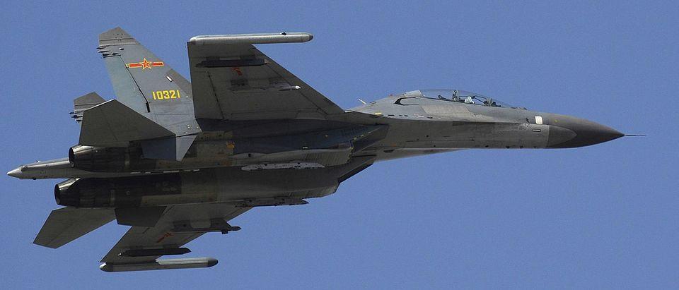 Chinese_Su-27