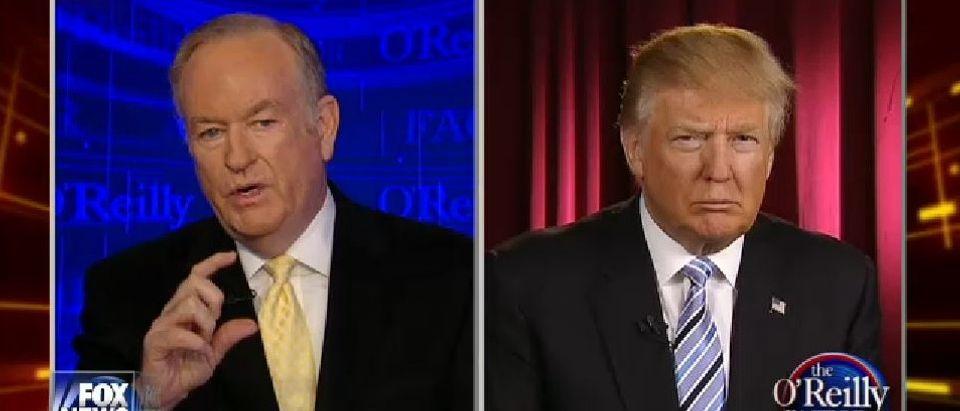 Donald Trump, Screen Grab Fox News 5-23-2016