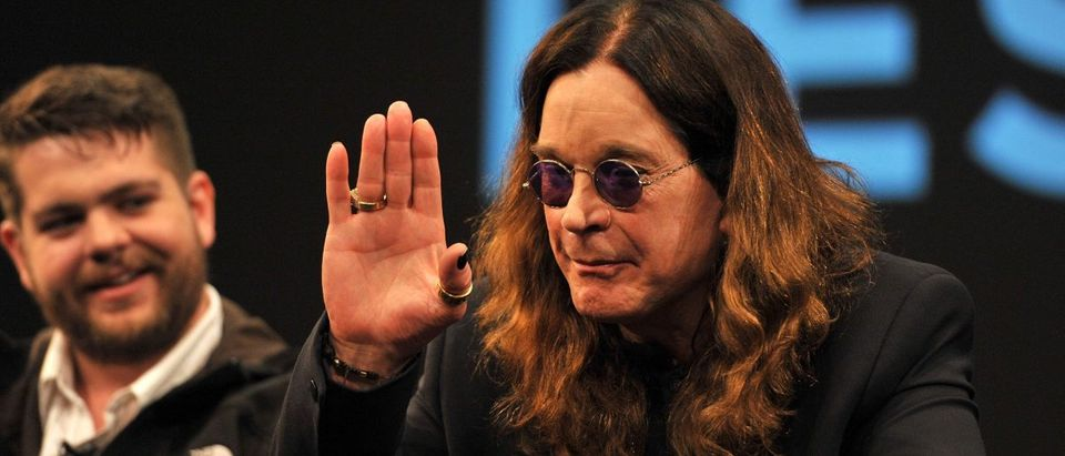 Ozzy Osbourne ends affair