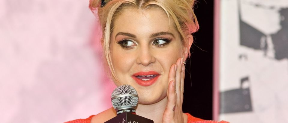 Kelly Osbourne's parents divorced