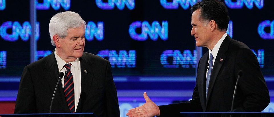 Republican Presidential Candidates Participate In Second Florida Debate
