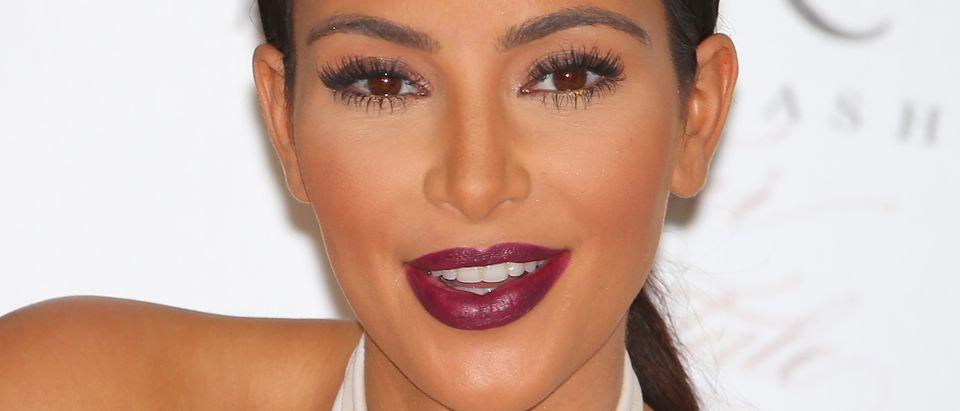 Kim Kardashian gets IV so she can look better