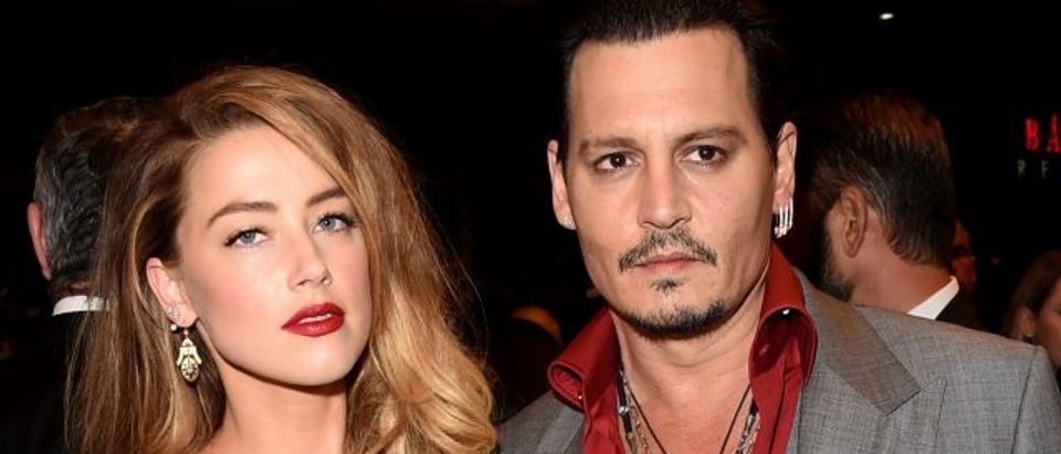 Johnny Depp beat up Amber Heard