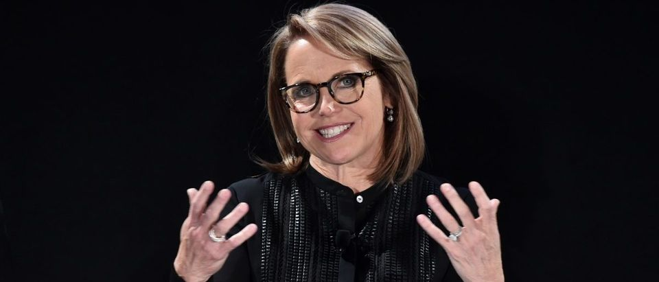 (Photo: Alberto E. Rodriguez/Getty Images) | Katie Couric Talks To Sex Robots For ABC