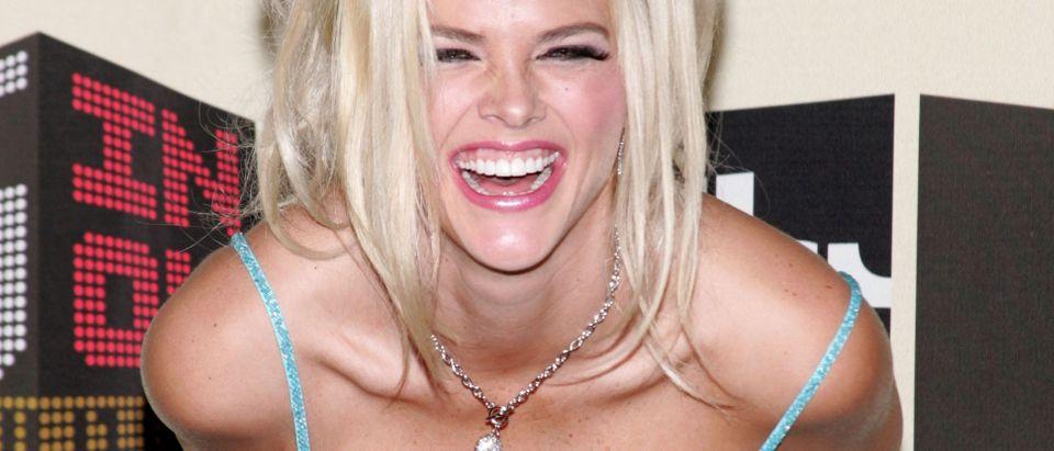 Hot photos of Anna Nicole Smith