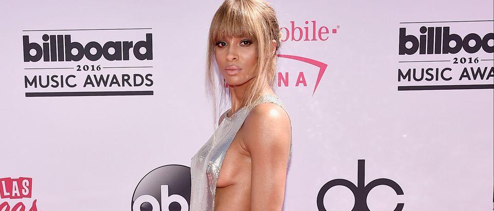 Ciara at Billboard Music Awards