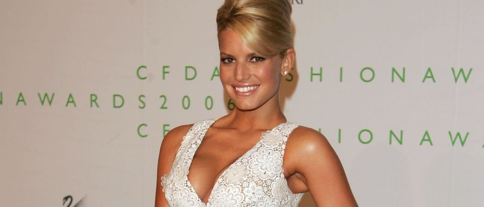 Hot Jessica Simpson photos