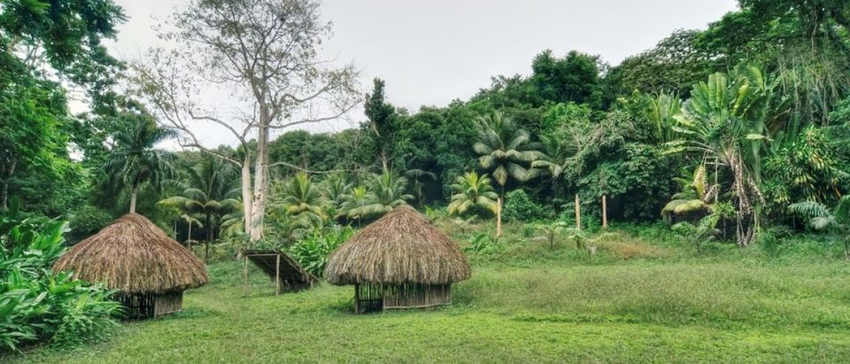 Jamaica village